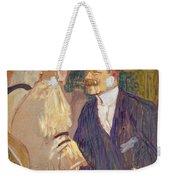 The Englishman  Weekender Tote Bag