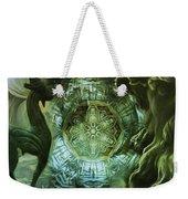 The Enigma Of Capricorn  Weekender Tote Bag