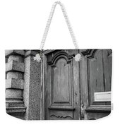 The Entrance Weekender Tote Bag