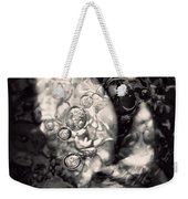 The Erotic Molecule  Weekender Tote Bag