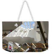The Escalator Weekender Tote Bag