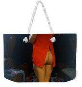 The Essence Of Charlotte Weekender Tote Bag