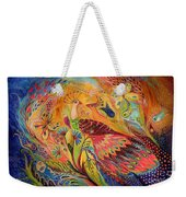 The Eternal Dance Weekender Tote Bag