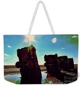 The Ever-rising Flood Of Philistinism Weekender Tote Bag