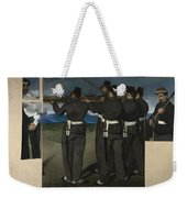 The Execution Of Maximilian Weekender Tote Bag