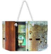 The Executive Washroom Weekender Tote Bag