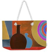 The Experiment Weekender Tote Bag