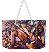 The Expressive Muse Weekender Tote Bag