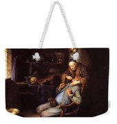 The Extraction Of Tooth 1635 Weekender Tote Bag