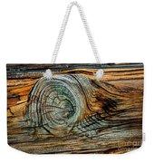 The Eye In The Wood Weekender Tote Bag