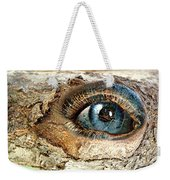 The Eye Of Nature 1 Weekender Tote Bag