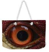 The Eye Of The Crane Weekender Tote Bag