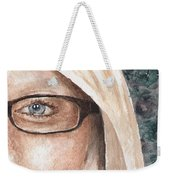 The Eyes Have It - Dustie Weekender Tote Bag