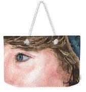 The Eyes Have It - Franci Weekender Tote Bag