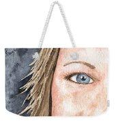 The Eyes Have It - Jill Weekender Tote Bag