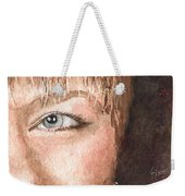 The Eyes Have It - Shelly Weekender Tote Bag