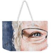 The Eyes Have It - Vickie Weekender Tote Bag