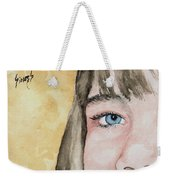 The Eyes Have It - Bryanna Weekender Tote Bag