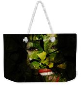 The Eyes Of Ivy Weekender Tote Bag