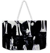 The Fab Four Weekender Tote Bag