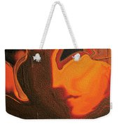The Face 2 Weekender Tote Bag