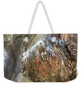 The Face Weekender Tote Bag