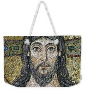 The Face Of Christ Weekender Tote Bag