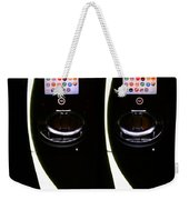 The Face Of Soda Weekender Tote Bag