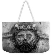 The Face Of War Weekender Tote Bag