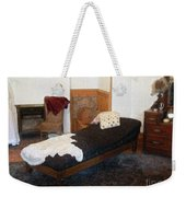 The Fainting Couch Weekender Tote Bag