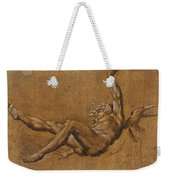 The Fall Of Icarus Weekender Tote Bag