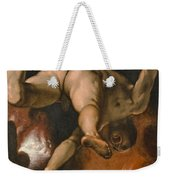 The Fall Of Ixion Weekender Tote Bag