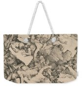 The Fall Of The Giants Weekender Tote Bag