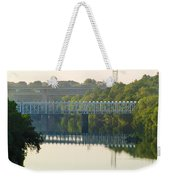The Falls And Roosevelt Expressway Bridges - Philadelphia Weekender Tote Bag