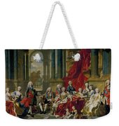 The Family Of Philip V Weekender Tote Bag