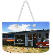 The Famous Murals On Route 66 Weekender Tote Bag