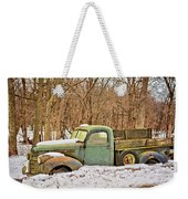 The Farm Truck Weekender Tote Bag