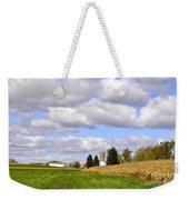 The Farmers Fields Weekender Tote Bag
