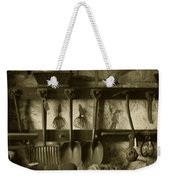 The Farmer's Toolshed Weekender Tote Bag