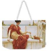 The Favorite Weekender Tote Bag by John William Godward
