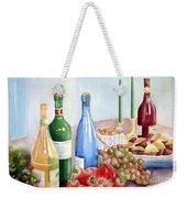 The Feast Weekender Tote Bag