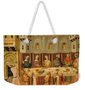 The Feast Of Herod And The Beheading Of The Baptist Weekender Tote Bag