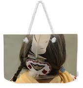 Pow Wow The Feather Weekender Tote Bag