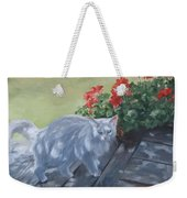 A Feral Cloud Weekender Tote Bag