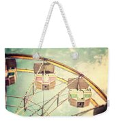The Ferris Wheel Weekender Tote Bag