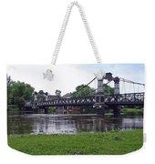 The Ferry Bridge Weekender Tote Bag
