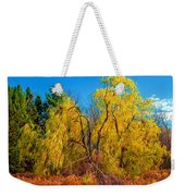 The Fight To Be Green Weekender Tote Bag