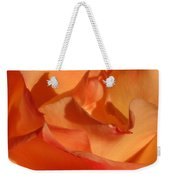 The Final Rose Of Summer Weekender Tote Bag