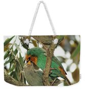 The Finch Family  Weekender Tote Bag