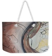 The Fire Inside Weekender Tote Bag